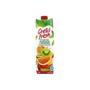 Creta Fresh 10 Φρούτα